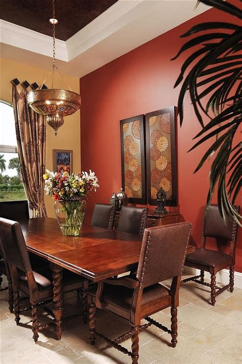 red dining rooms exotic and exquisite 16 ways to give the dining room a