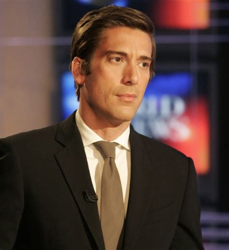 Abc Newscasters Photo Gallery   thank you abc news with diane sawyer this is david muir