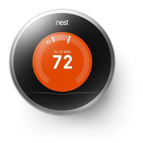 nest learning thermostat 2nd generation t200577 the