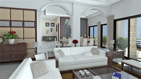 architecture design a room used 3d software free
