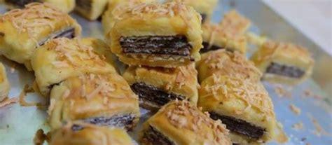 Kue Cookies Nanas Nastar Jadul resep wafer cookies nastar keju isi wafer selamat