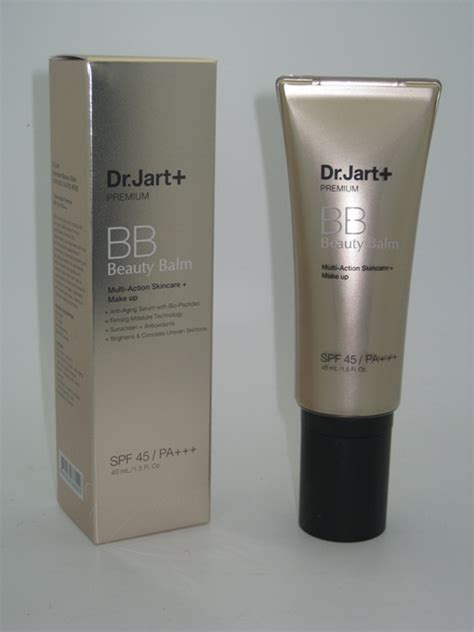 Dr Jart Bb Detox Review by Dr Jart Premium Balm Bb Review Swatches