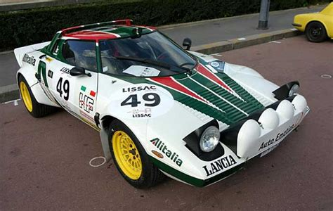 stratos replica lancia stratos replica picture 7 reviews news specs