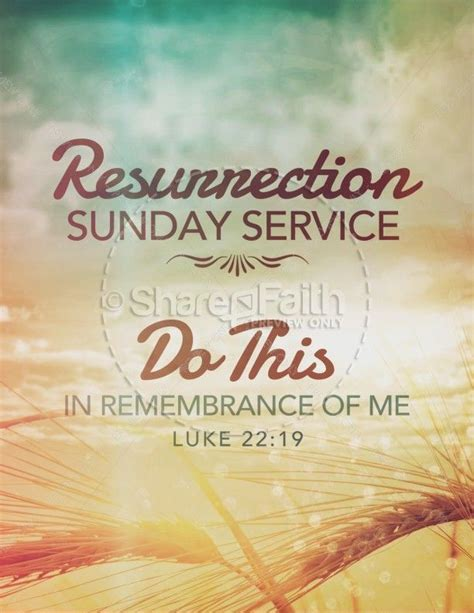 In Remembrance Of Me Christian Flyer Easter Flyer Templates Pinterest Flyer Template Christian Flyer Template Free