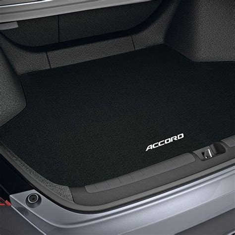 Karpet Honda Accord 2018 honda accord sedan interior cargo accessories