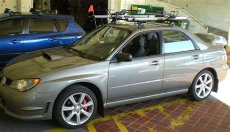 Roof Rack For Subaru Wrx by Subaru Impreza Roof Rack Guide Photo Gallery