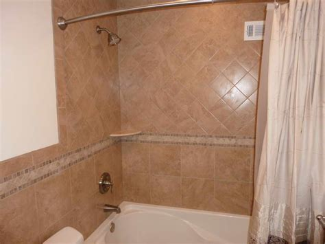Tile designs gallery with drapery design bathroom tile designs