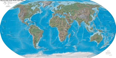map of continents and oceans mr guerriero s september 2012