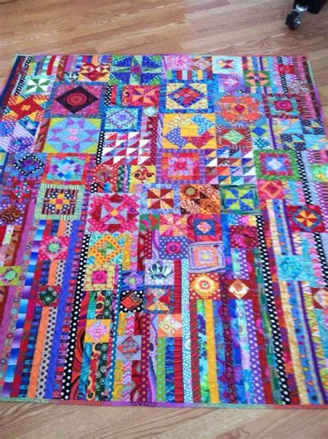 quilt pattern gypsy wife gypsy wife quilt found on kaffe fassett facebook page
