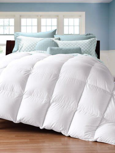 cuddledown down comforter cuddledown 450tc down comforter queen level 1 white