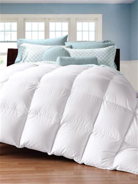 cuddledown comforter cuddledown 450tc down comforter queen level 1 white