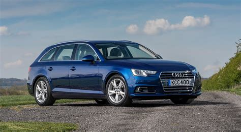Audi A4 Avant 2006 Review by Drive Co Uk Audi A4 Avant 2 0 Tfsi 190ps S Tronic Reviewed