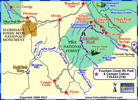 steamboat zip code map pikes peak local area map colorado vacation directory
