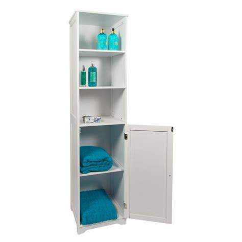 White Wooden Bathroom Cabinet Shelf Cupboard Bedroom Storage Unit Free Standing New White Wooden Furniture Bathroom Cabinet Shelf Cupboard Bedroom Care Partnerships