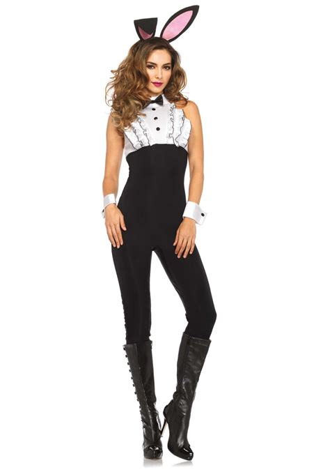 The Bunnyshop Costume 2006 by Give A New Seductive Meaning To Black Tie This 4pc