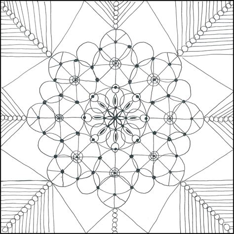 mandala coloring book chapters the circle of relationships meditation and