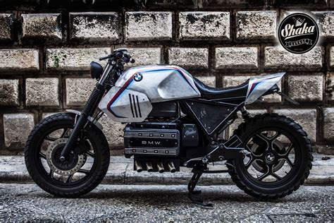 1985 bmw k100 reconstructed 1985 bmw k100 by shaka garage