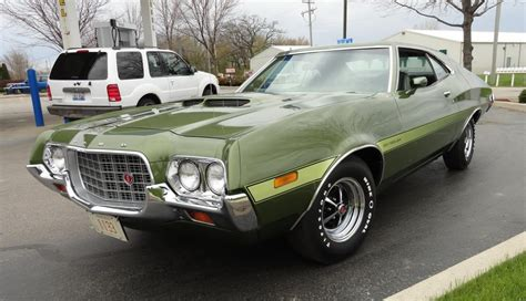 Ford Gran Torino Sport 1972 Kaufen by 1972 Ford Gran Torino Review Specs Images