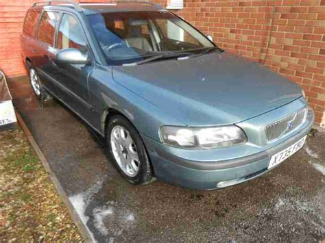 volvo v70 estate 2 4 petrol manual car for sale volvo v70 estate 2 4 petrol manual car for sale