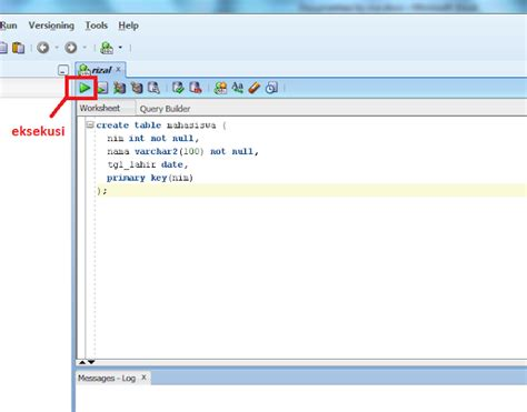 membuat query di oracle tutorial oracle belajar oracle untuk pemula part i