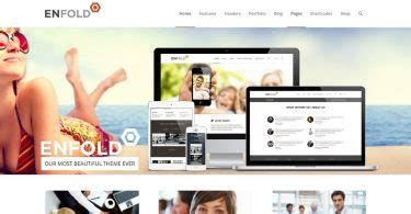 enfold theme current version modern wordpress template a wordpress theme for modern