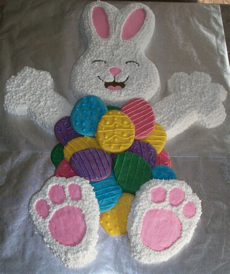 easter bunny cake ideas pinterest