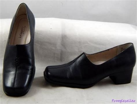 strictly comfort shoes strictly comfort womens pumps heels shoes 6 m black