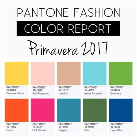 fashion work alertadetendencia colores seg 250 n pantone para el 2017