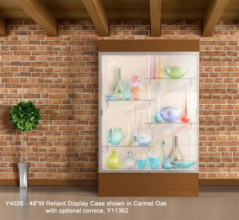 "Reliant Display Cabinet Series   48""W Display Cabinet"