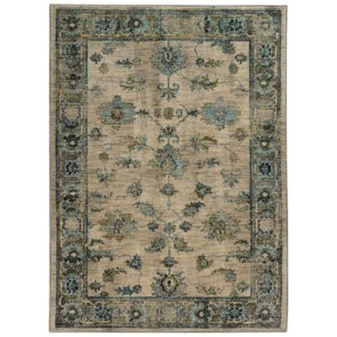 Home Depot Area Rugs 10 X 12 by Home Decorators Collection Chandler Beige 9 Ft 10 In X