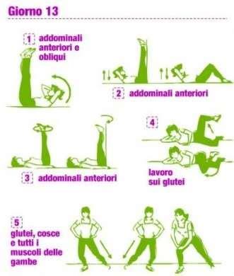 esercizi per il sedere esercizi gambe e glutei foto dieta pourfemme
