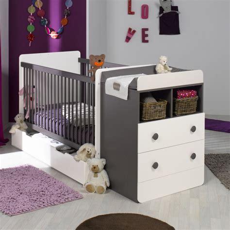 lit evolutif avec tiroir lit b 233 b 233 233 volutif avec tiroir blanc taupe 70x140