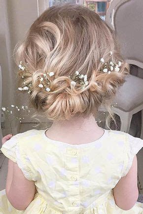 25 best ideas about flower hairstyles on communion hairstyles hairstyles for