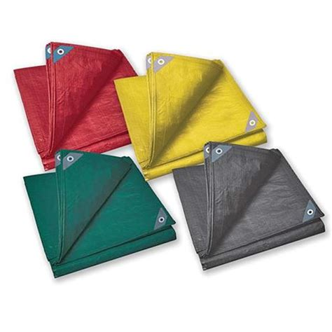 triage colors triage tarps set of colors yellow green and black