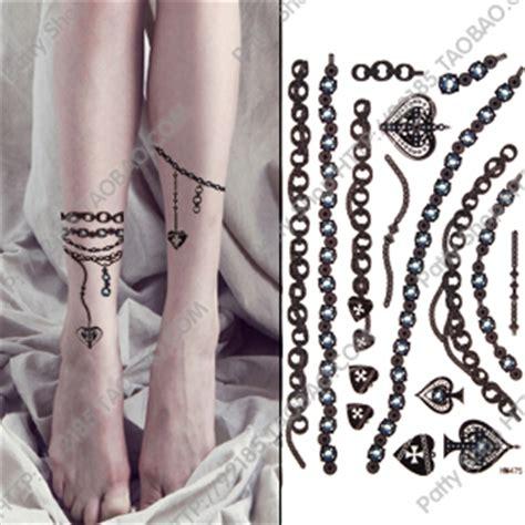 arm tattoo jewelry temporary tattoo sticker freeshipping hot sale accessories