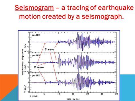 earthquake measurement earthquake measurement 10 23 14 ppt download