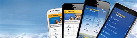 mobile lufthansa check in lufthansa reviews travel observers