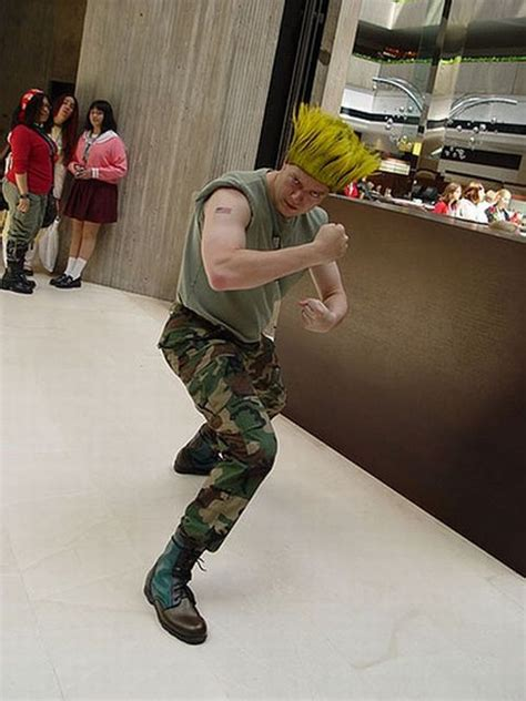 worst  street fighter cosplay damn cool