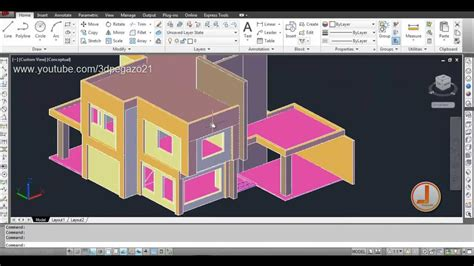 como poner imagenes en xara 3d comando slice para modelos 3d en autocad youtube