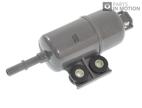 fuel filter 98 honda accord fuel filter fits honda accord 2 0 98 to 03 adh22332 blue