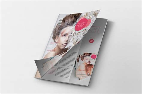 40 Creative Magazine Psd Mockups To Download Hongkiat Magazine Cover Mockup Template