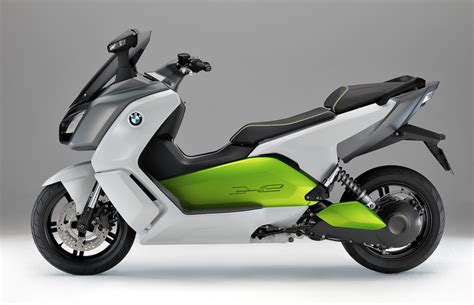 bmw c evolution earth friendly with no rider compromise