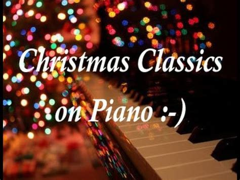 immotional christmast song best playlist soft beautiful classics on piano vidoemo emotional unity
