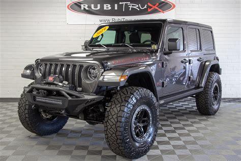2019 Jeep Wrangler Jl by 2019 Jeep Wrangler Rubicon Unlimited Jl Granite