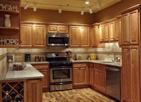 kitchen ideas oak cabinets kitchen tile backsplash ideas with oak cabinets