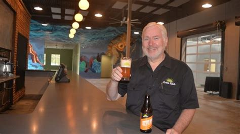 Green Flash Tasting Room by Green Flash Opens In Virginia Veer Magazine