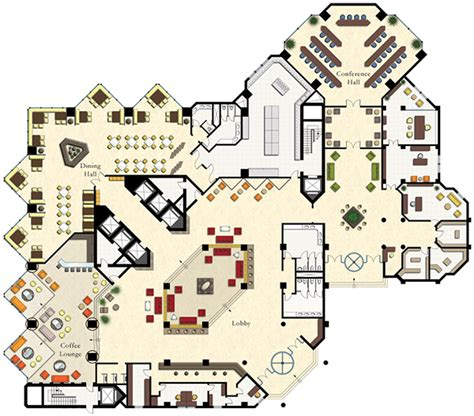Cad Floor Plans by Monsoon Hotel On Behance