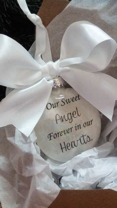 baby loss and christmas pregnancy loss memorial ornament precious for earth babies memorial sympathy gift