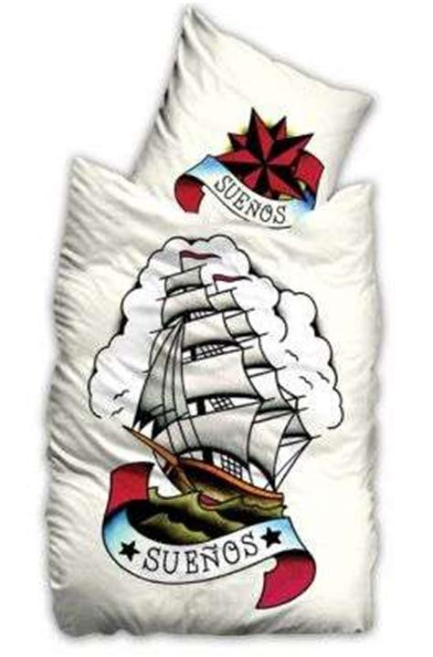 tattoo bedding tattoo inspired bedding sueno s inked sheets