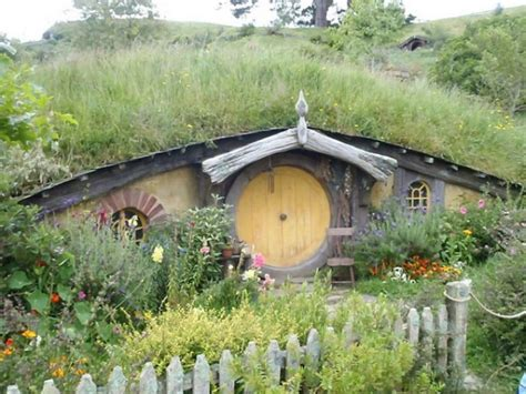 Storybook Floor Plans case da hobbit nel mondo